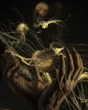 Marcel Van Luit – Aquarius 120×150