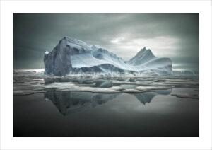Sebastian Copeland- Iceberg XVIII – Greenland