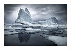 Sebastian Copeland – Iceberg XX – Greenland