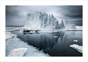 Sebastian Copeland – Iceberg XXI – Greenland