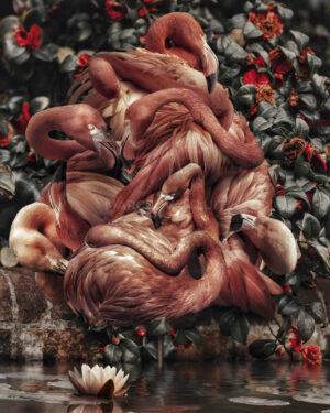 Marcel Van Luit – Poetry 120×150