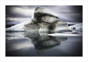Sebastian Copeland – Iceberg VII – Ellesmere Island