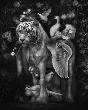 Marcel Van Luit – Utopia 120×150