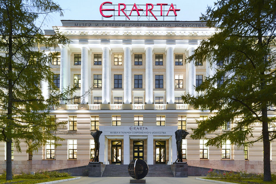Read more about the article Erarta 01 July 2022 — 30 October 2022